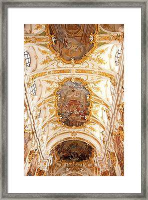The Old Chapel (alte Kappelle Framed Print