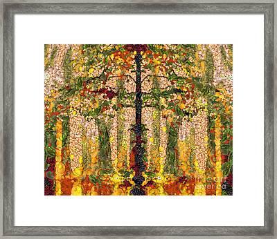The Paradise Framed Print