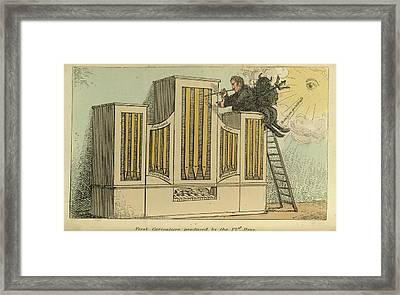The Plaintiff Boys Framed Print by British Library