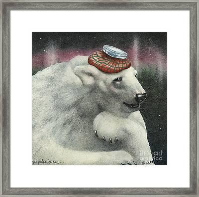 The Polar Ice Cap... Framed Print by Will Bullas