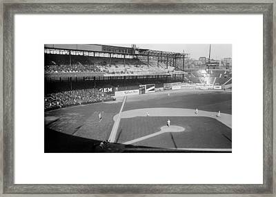 The Polo Grounds 1923 Framed Print