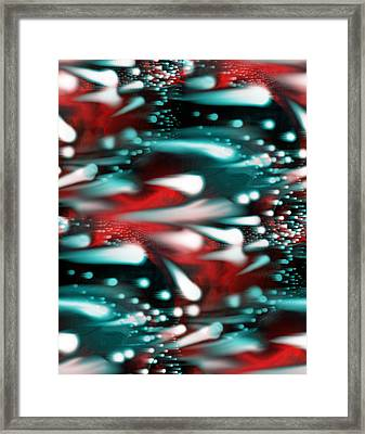The Race  Framed Print by Yul Olaivar