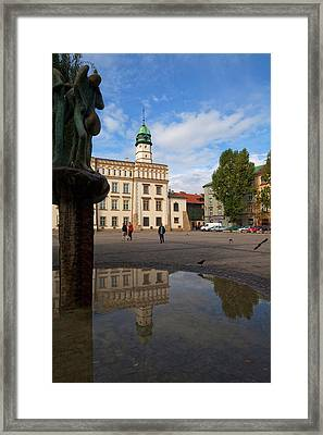 The Renaissance Town Hall And Central Framed Print by Panoramic Images