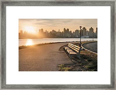 The Right Spot Framed Print by JC Findley
