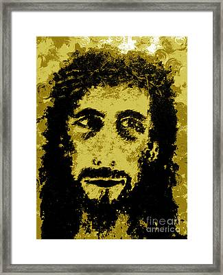 The Savior Framed Print by Alys Caviness-Gober