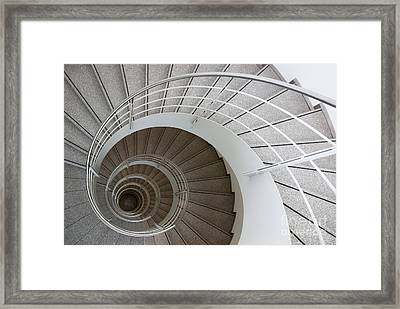 The Spiral  Framed Print by Hannes Cmarits