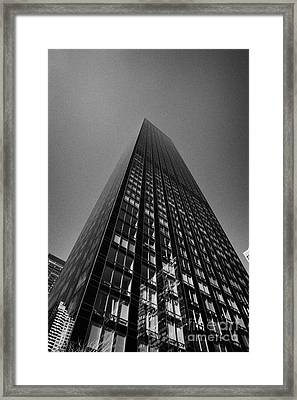 The Trump Tower New York City Framed Print