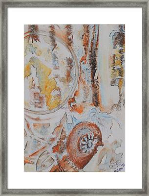 The Way Things Work 4 Framed Print by Sherry Ross