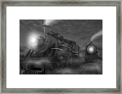 The Yard II Framed Print by Mike McGlothlen