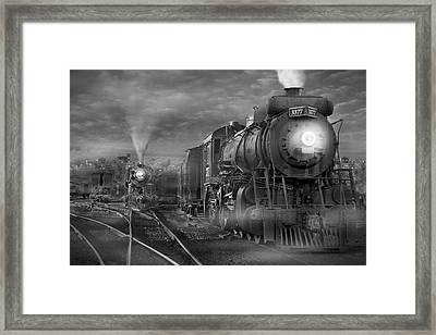 The Yard Framed Print by Mike McGlothlen