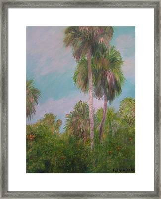 This Is Florida Framed Print
