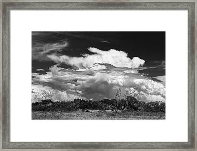 This Is What I See Framed Print