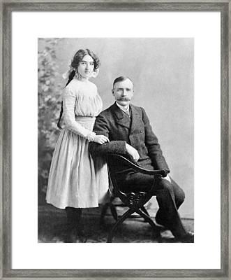 Thomas Walsh (1850-1910) Framed Print