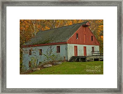 Bucks County Thompson Neely Grist Mill Framed Print