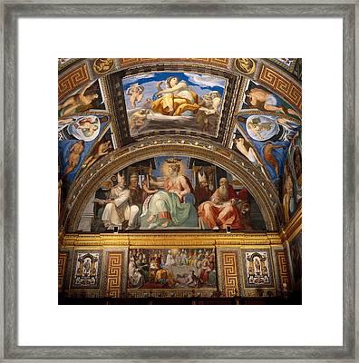 Tibaldi, Pellegrino 1527-1596. The Framed Print by Everett