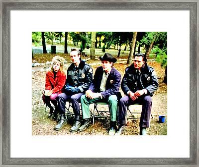 Tibet Framed Print