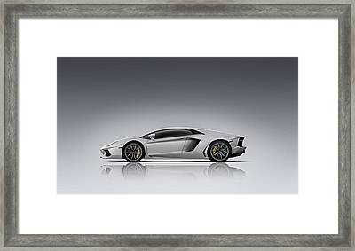 Toro Framed Print by Douglas Pittman