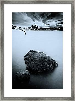 Tranquility Framed Print by Okan YILMAZ