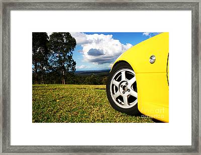 Travel Getaway Framed Print by Jorgo Photography - Wall Art Gallery