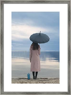 Travelling Framed Print by Joana Kruse