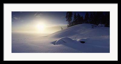 Saimaa Framed Prints