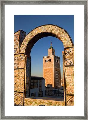 Tunis Framed Print by Lucas Vallecillos - Vwpics