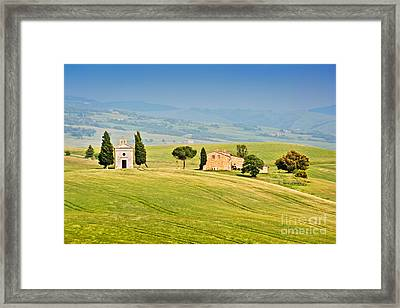Tuscany Framed Print by JR Photography
