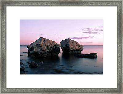 Two Framed Print by Andrea Galiffi
