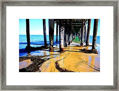 Two Infinity And Beyond  Framed Print