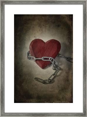 Unchain My Heart Framed Print by Joana Kruse