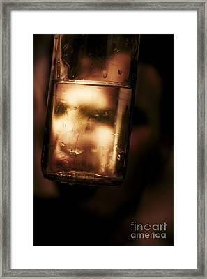 Unhappy Drunk Framed Print by Jorgo Photography - Wall Art Gallery