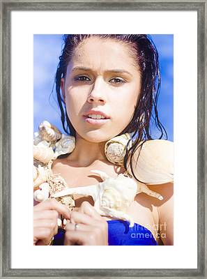 Unhappy Traveler Framed Print by Jorgo Photography - Wall Art Gallery