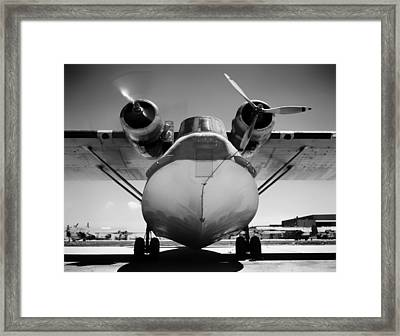 United States Navy Pby Catalina 1942 Framed Print by Mountain Dreams