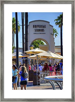 Universal Framed Print