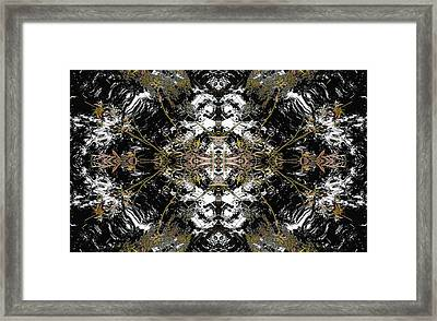 Unnatural 37 Framed Print
