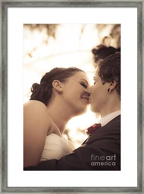 Until Death Do Us Part Framed Print