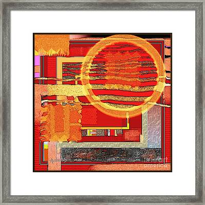 Untitled 352 Framed Print by Nedunseralathan R