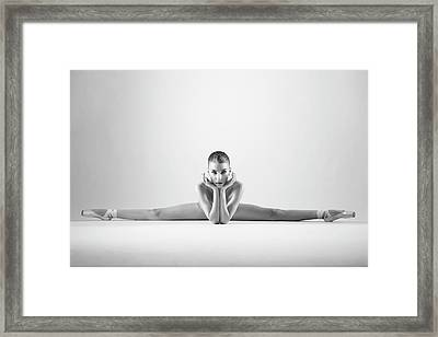 Untitled Framed Print by Arkadiusz Branicki