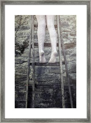 Upwards Framed Print by Joana Kruse