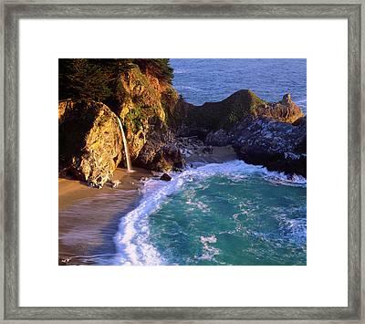 Usa, California, Julia Pfeiffer Burns Framed Print by Jaynes Gallery