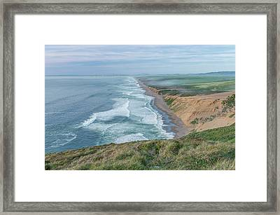 Usa, California, Point Reyes National Framed Print