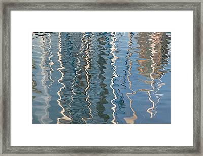 Usa, California, San Diego, Seaport Framed Print by Jaynes Gallery