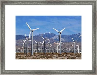 Usa Framed Print by Dorling Kindersley/uig