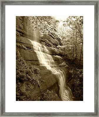 Usa, Kentucky, Jessamine County, View Framed Print by Adam Jones