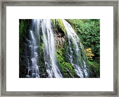 Usa, Oregon, Deschutes National Forest Framed Print by Stuart Westmorland
