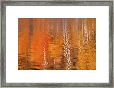 Usa, Washington State, Winthrop Framed Print
