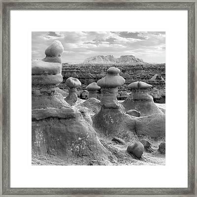 Utah Outback 24 Framed Print by Mike McGlothlen
