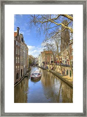 Utrecht Framed Print by Joana Kruse