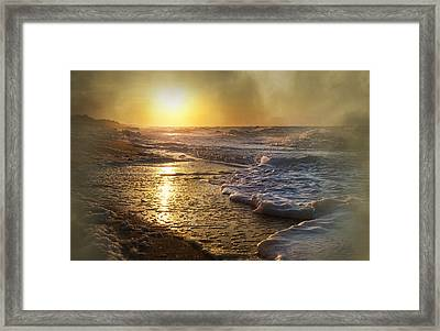Vacant Paradise Framed Print