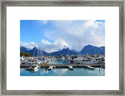 Valdez Framed Print